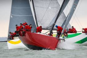 Antix is the defending champion of RORC's Easter Challenge next month