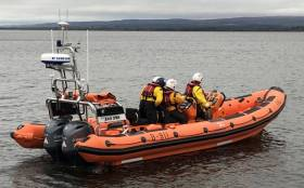 Lough Derg RNLI's new Atlantic 85