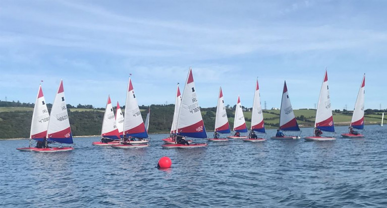 RYA Northern Ireland's Open Pathway Training Events