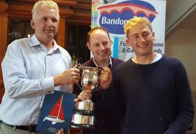 Cian and Finbarr O'Regan's local entry was the overall winner by a single point at the Bandon Co-Op Squib Nationals