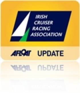 ICRA Cruiser National Championships 2015, Kinsale Yacht Club. Download 'NOR' Here!