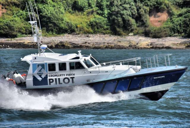 Dalmore, the latest Interceptor 48 launch for Cork's Safehaven Marine