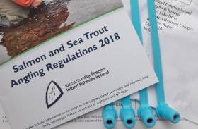 Salmon & Sea Trout Anglers Reminded To Submit 2018 Logbook & Gill Tags