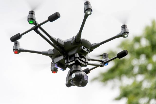 Typhoon H drones could soon be spotted assisting SAR efforts across Ireland