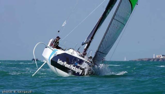Dolan & Foxall's Excellent Final Leg Fifth Place in Sardinha Cup