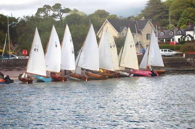 Now It's The Rankin 'Worlds' at DinghyFest in Cork Harbour