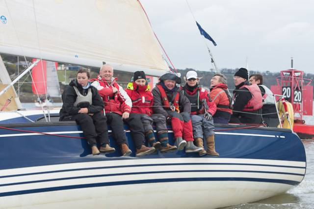 CH Marine Chandlery League Gets Light Wind Penultimate Round in Cork Harbour