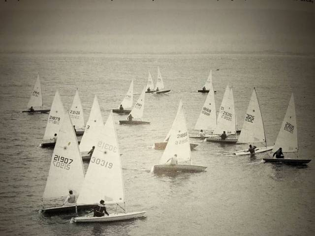 Winter Laser Sailing – A Hidden Gem of the Irish Sailing Scene