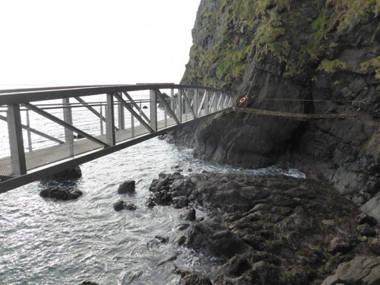 Gobbins Cliff Path Reopening With Covid-19 Safety Upgrades