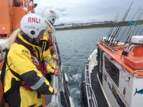 Portrush Lifeboat Comes To Aid Of Six After RIB Breakdown On Father's Day