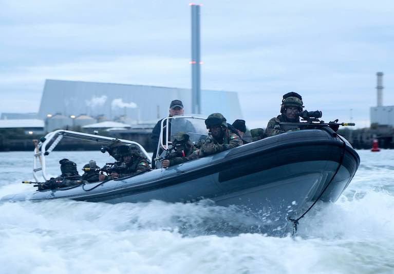 Irish Defence Forces To Carry Out Military Exercise in Dublin Docks