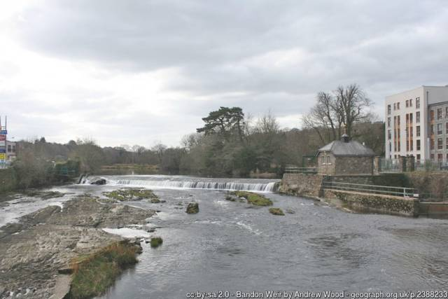 Flood Relief Scheme Begins On River Bandon