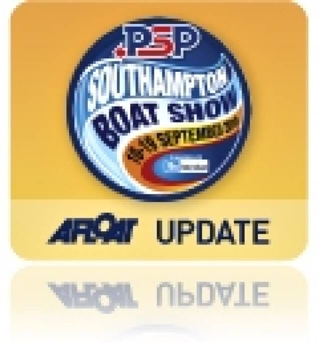 British Sailing Legends Launch Clipper Youth Prize At Southampton Boat Show
