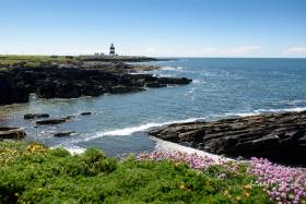 Spectacular Sea Views on Hook Head Lighthouse Tour