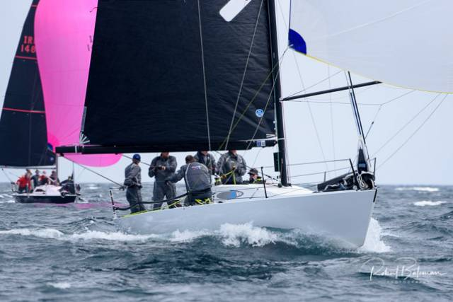 Biggs' 'Checkmate' Takes Early Lead of Class Two at Sovereign's Cup, Kinsale