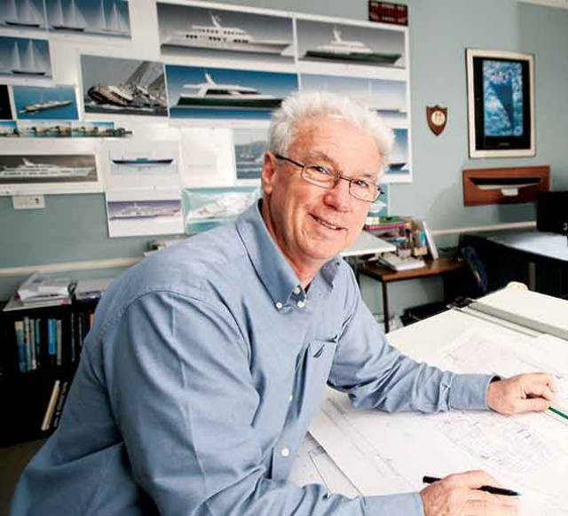 Ron Holland's Career in Boat Design to be Saluted in Kinsale & Crosshaven