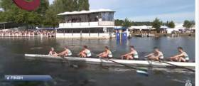 Commercial cross the line at Henley