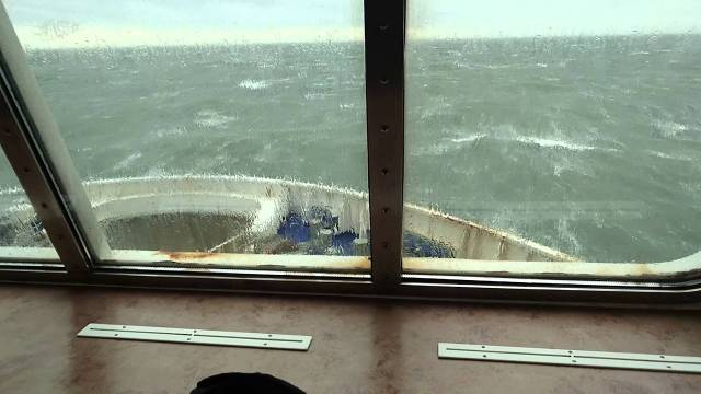Storm Doris Sweeps Across Irish Sea Leading to Ferry Travel Disruption
