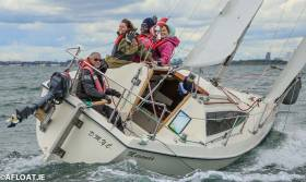 DMYC entry Maranda competing in Division four of the ICRA National Championships