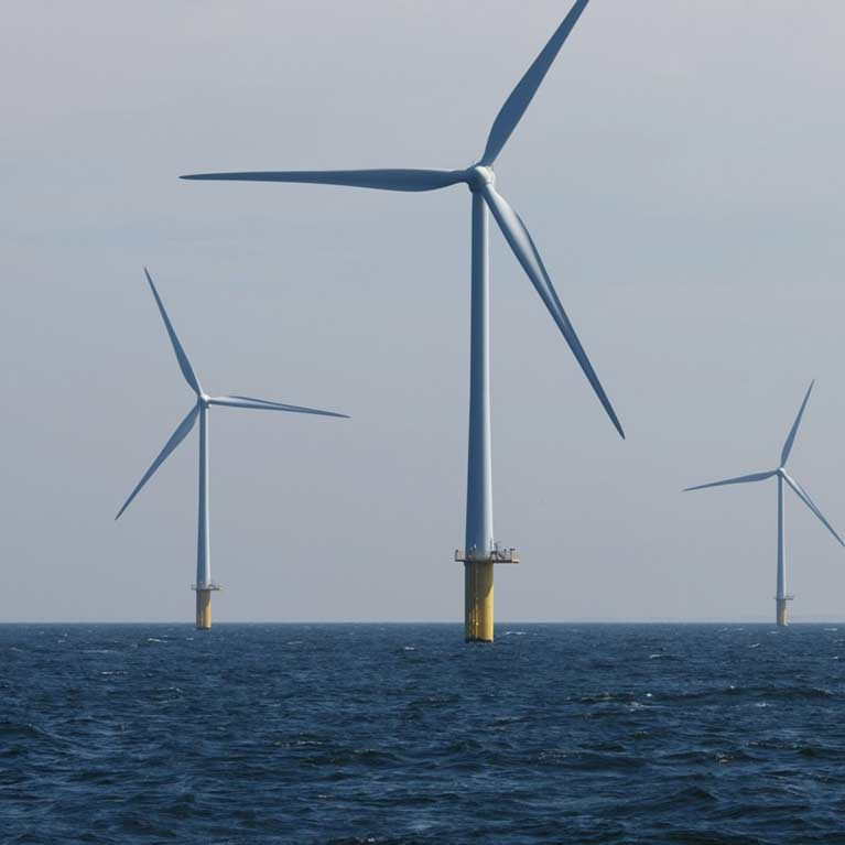 Offshore wind - under the Government's Climate Action Plan, 70% of Ireland's electricity will be generated from renewable energy by 2030