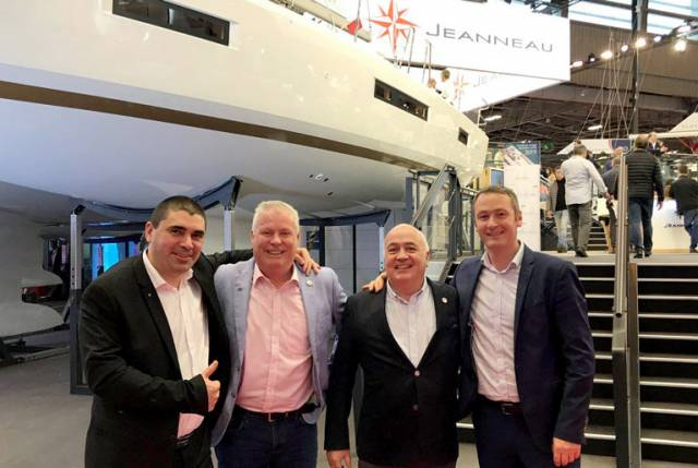 MGM Boats Confirm Jeanneau Sun Fast 3300 Set for Spring 2019 Launch