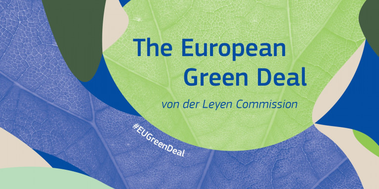 The European Green Deal: Striving to be the first climate-neutral continent