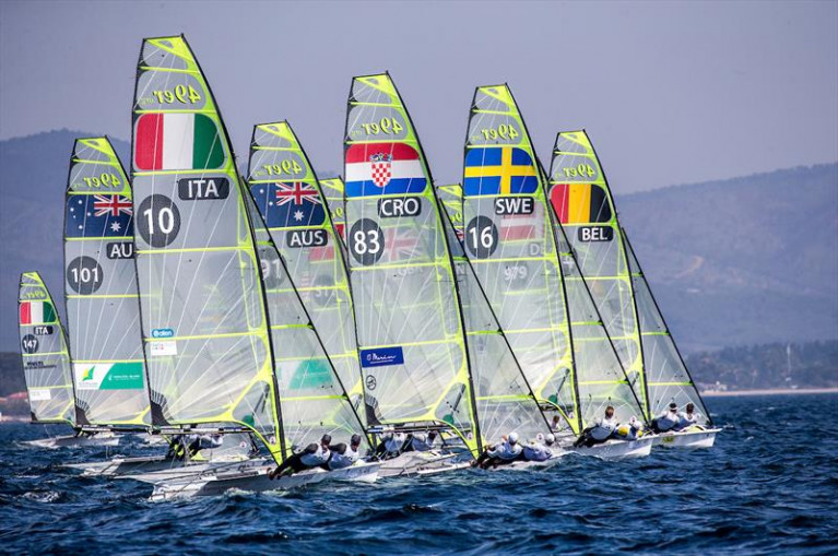 49ers Weigh Up Alternative Olympic Qualification as Historical Results Favour Ireland for Tokyo Berth?