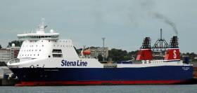 A replacement ro-ro ferry, Stena Carrier is to take over in a freight-only mode, sailings on the Rosslare-Cherbourg route while routine ropax ferry Stena Horizon is drydocked. Afloat adds Stena Carrier is operated by a subsidiary of the ferry group, Stena Ro Ro which charters vessels to third parties.