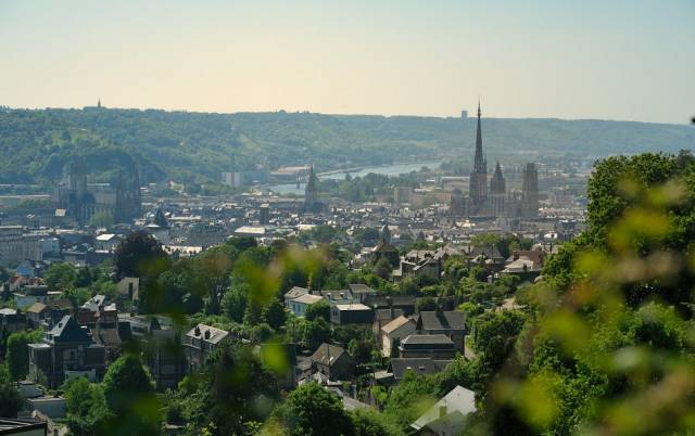 A FRENCH CALL: Lying some 75 miles from the Seine estuary, is from where CMV flagship Magellan is to navigate inland to Rouen the historic capital of Normandy.
