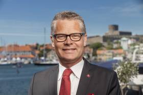 Deputy CEO Niclas Mårtensson has been appointed CEO by Stena Line