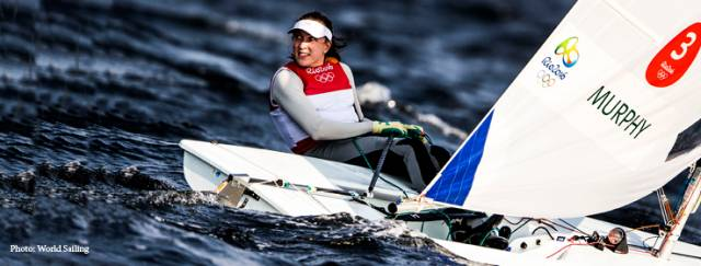 Sailing is a medal winning sport thanks to Annalise Murphy in the Laser Radial