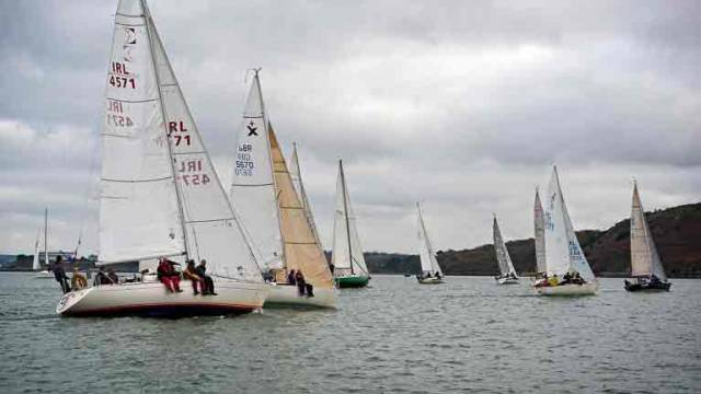 Two Cork Harbour Clubs have combined efforts to promote cruiser racing in the harbour this Summer