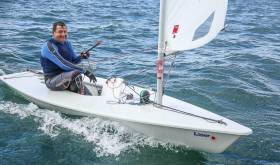 Former Laser Master Champion Nick Walsh from Royal Cork Yacht Club will contest the Lennon Racewear sponsored Irish Laser Master National Championships hosted by the Royal St George Yacht Club on 19th and 20th May.