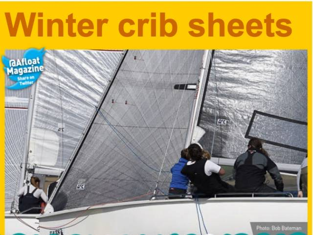Read Today's Irish Sailing & Boating E–News from Afloat.ie