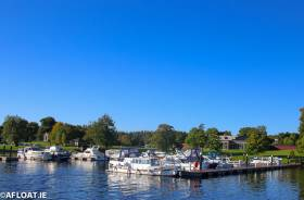 Winter mooring on the Shannon Navigation comes into force on November 1