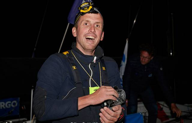 Determined Irish Sailors in the Tough Professional World of La Solitaire URGO Le Figaro