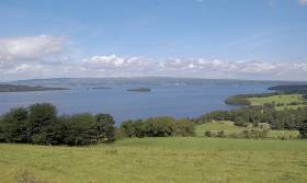 A new Lough Derg Canoe Trail will be established in 2017 on Ireland's third biggest lake