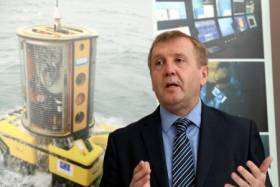 Marine Minister Michael Creed yesterday announced new funding grants which are being made in two research areas