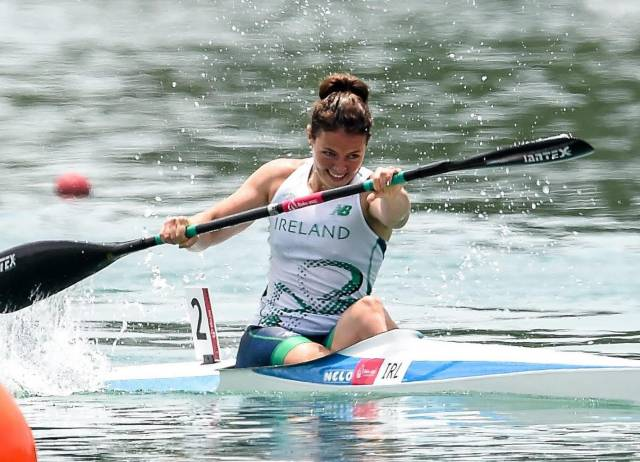 Egan's First Olympic Qualification Bid Comes Up Short