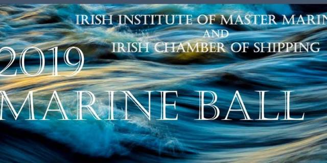 The IIMM and the Irish Chamber of Shipping's 2019 Marine Ball is set on course for the social event held in Malahide, Co. Dublin