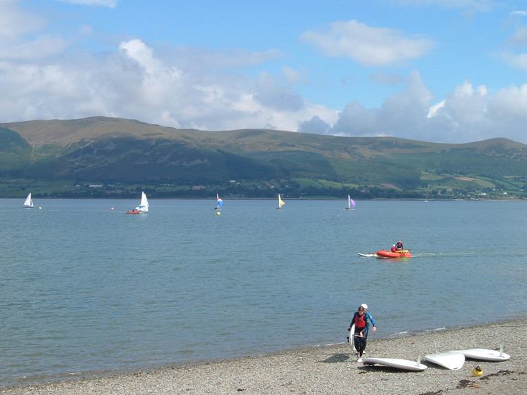 The Cruising Association of Ireland Crusie in Company takes in Carlingford Lough (above) in County Louth