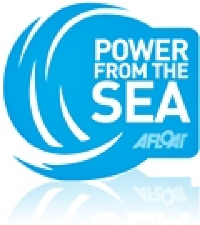 Buoy Takes Front Seat Row at Ocean Energy Conference