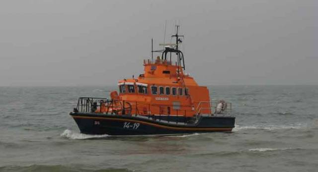 Arklow RNLI Responds to Three Consecutive Call Outs Bringing Eight People to Safety