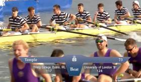 Trinity beat University of London at Henley