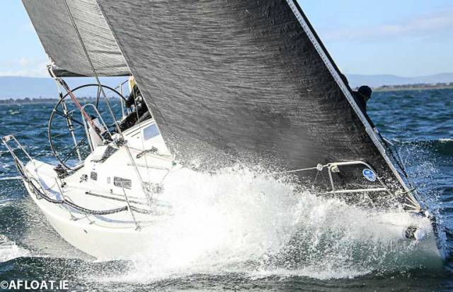 North Sails Ireland's Victory Roll from the 2018 Sailing Season