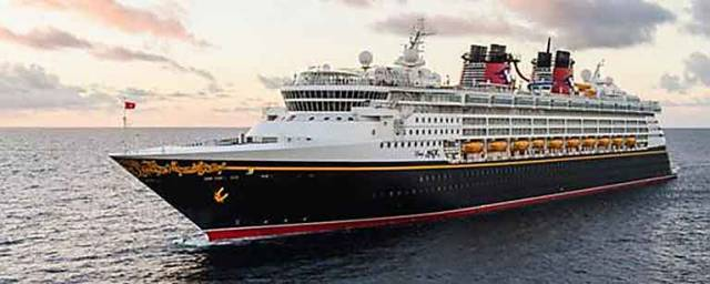 The 'Disney Magic' will travel to Cork Harbour for the first time as part of Disney Cruise Line's new seven-night British Isles cruise