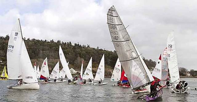 €1,000 First Prize at Royal Cork Yacht Club PY Dinghy Sailing Race