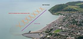 Bray Air Display organisers are asking spectator boats to remain 230 metres from the display line