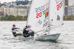 Irish Laser ace Annalise Murphy in winning mode on Olympic waters in her last event before the Games this month