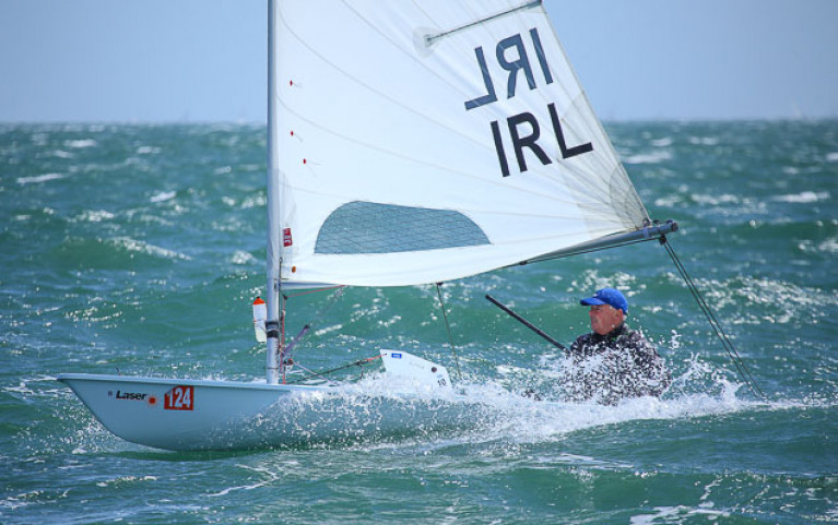 Theo Lyttle was a double race winner in Saturday's DBSC racing